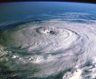 What's up with the homosexual tendencies of hurricanes?