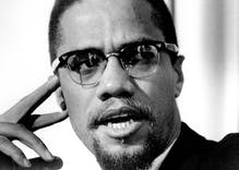 Malcolm X was a 'gay for pay' hustler in his youth