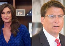 Caitlyn Jenner responds to N.C. Gov. McCrory wanting her in men's showers