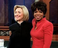 Oprah calls out undecided voters: You don't have to like Hillary to vote for her