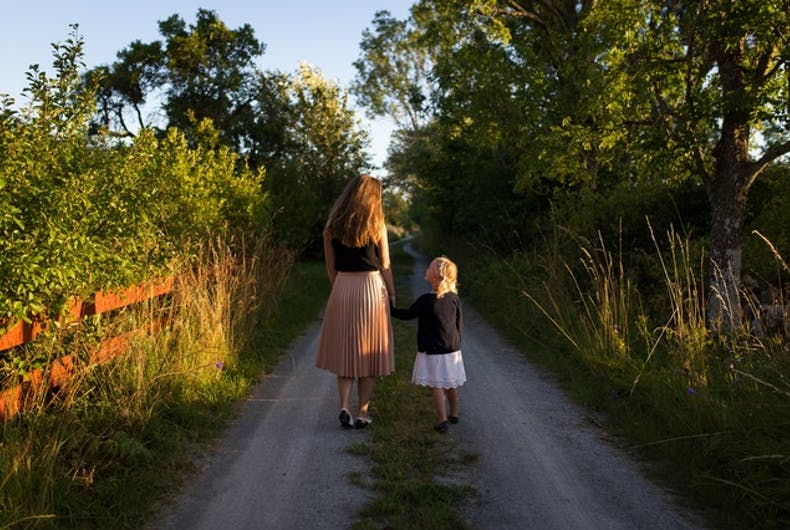 Massachusetts court says unmarried gay woman can seek full parental rights