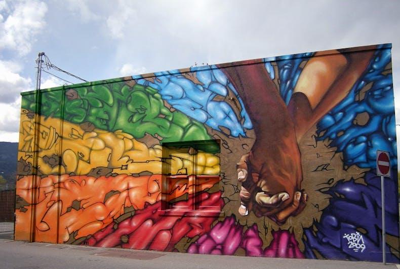 Got art? New York seeks artist to create LGBT mural for Greenwich Village