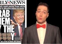 Randy Rainbow parodies Trump Tapes in song, 'Grab 'Em By The P***y!'