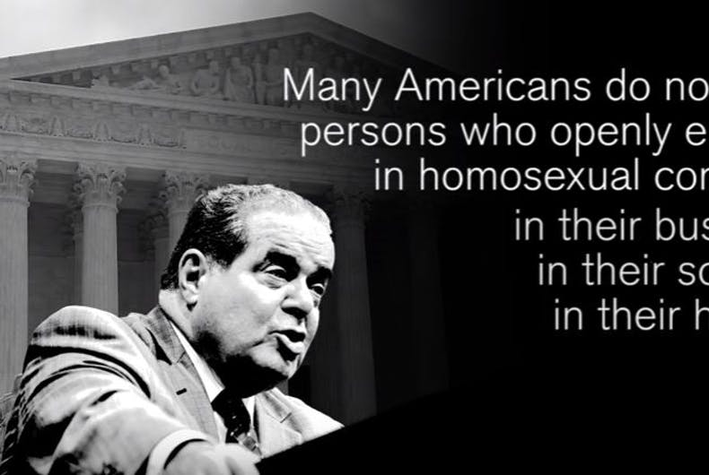 antonin scalia trump hrc