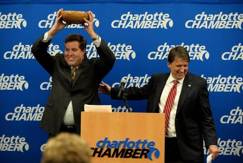 Check out North Carolina's pitiful revenge against PayPal
