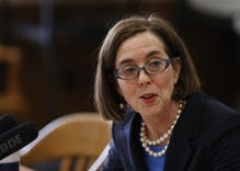 Trans candidates lose election bids, bi candidate wins Oregon's governor race