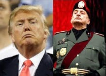 A cautionary tale: Donald Trump and Benito Mussolini's son-in-laws