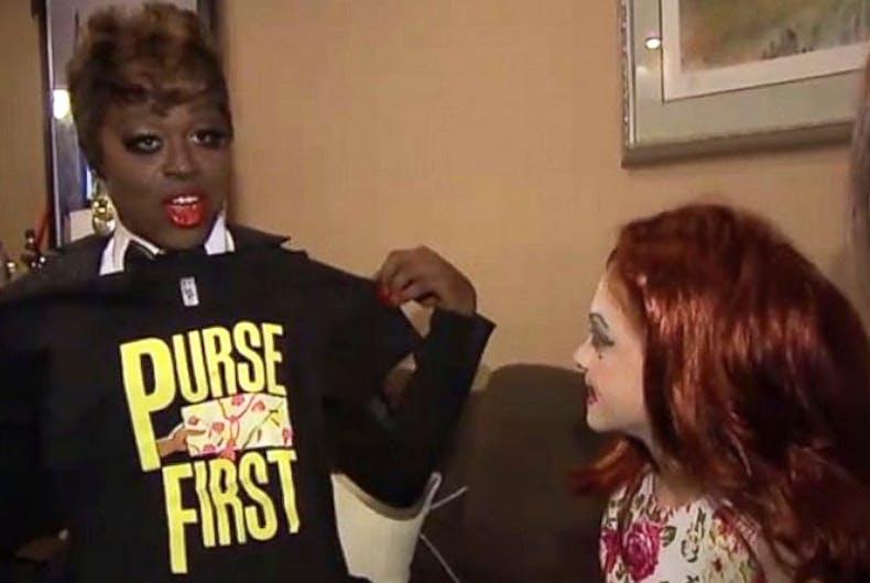 Bob the Drag Queen helps WeHo boy fulfill his Halloween drag dream