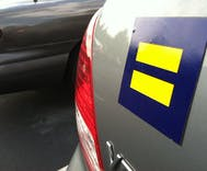 Ally refuses father's demand to remove her HRC sticker for Thanksgiving visit