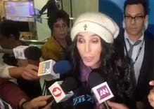 Cher: 'I shudder to think' what President Trump will do to trans Americans