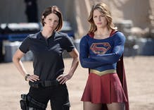 Supergirl's sister Alex comes out as lesbian