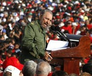 To the end, Cuban leader Fidel Castro remained a polarizing figure