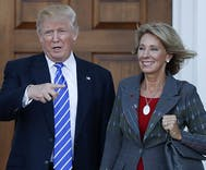 Profiles in Cowardice: Betsy DeVos