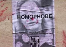French judges fine ACT UP for calling homophobe 'homophobe,' ruling it an insult
