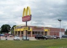 McDonald's franchise pays $103,000 to employee fired for being HIV-positive