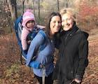 Heartbroken New Yorker runs into Hillary Clinton on post-election hike