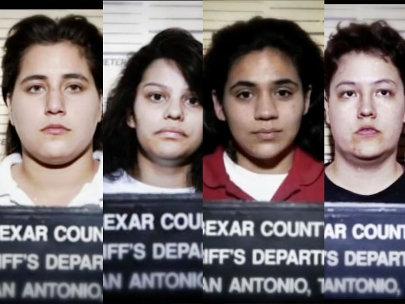 Texas Justice Four Latina Lesbians Finally Exonerated 19 Years Late