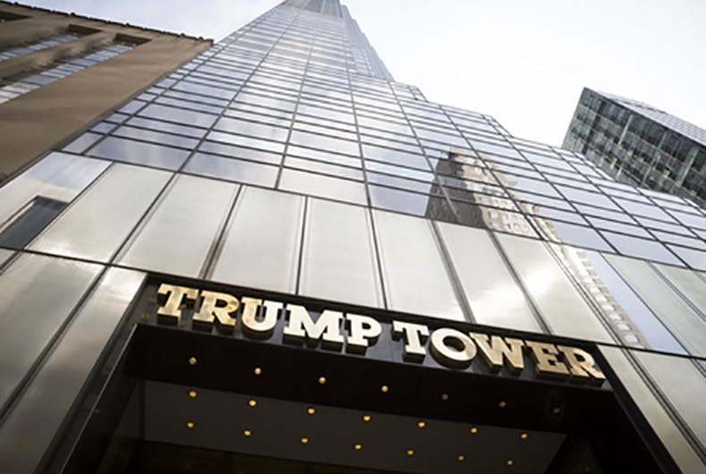 Troubled times in Trump Tower as transition team stumbles forward