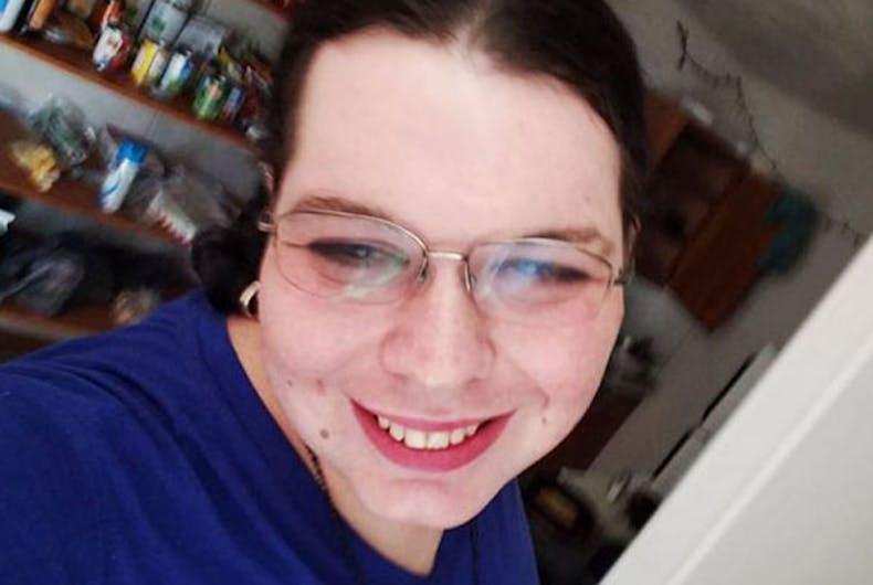 6a261676f47db1 Trans woman's death mocked by pro-Trump trolls / LGBTQ Nation
