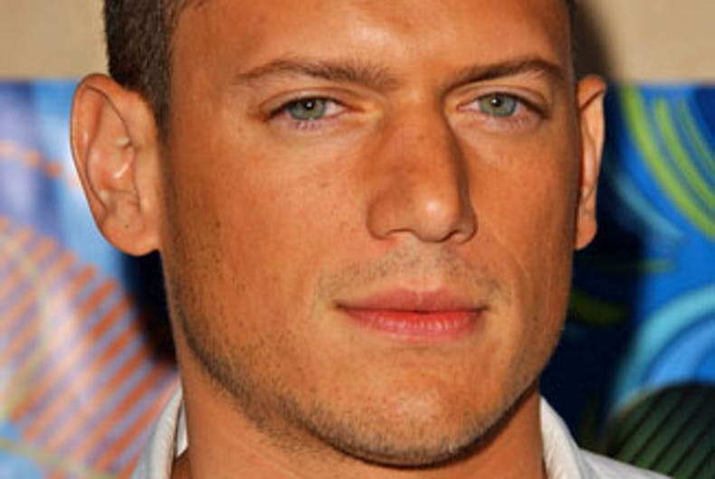 Wentworth Miller shames antigay troll, calls for reflection: 'Words matter'