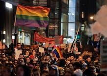 Sen. Chuck Schumer writes plea to the LGBTQ community to 'keep fighting'