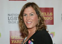 Trans veteran and ex-SEAL Kristin Beck wants a job in Trump administration