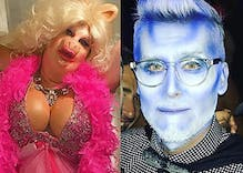 How Neil Patrick Harris, Lance Bass, and 7 more gay celebs celebrated Halloween