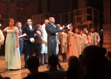 Pence not offended by 'Hamilton' cast addressing him and they aren't apologizing