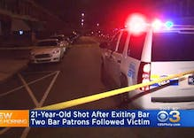 Transgender man shot leaving a Philadelphia bar