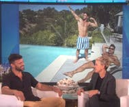 Ricky Martin tells Ellen DeGeneres he is engaged, shares all the details