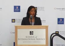 National Security Advisor Susan E. Rice delivers powerful speech on LGBTQ rights
