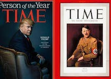Why you shouldn't be mad that Donald Trump was named Time's Person of the Year