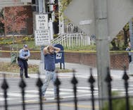 Gunman opens fire in DC pizzeria after homophobic fake political news story