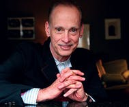 Filmmaker and queer icon John Waters hospitalized