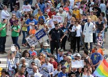 North Carolina poised to repeal anti-LGBTQ law on Wednesday