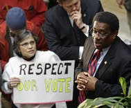 NC Republicans make unprecedented power grab to limit new governor's authority
