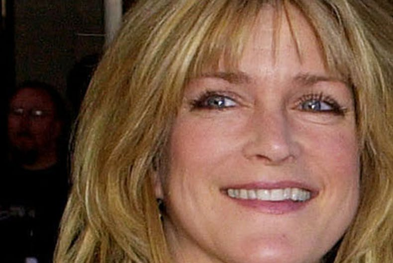 Radio station fires former 'Cindy Brady' Susan Olsen for antigay rant