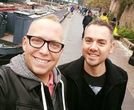Gay couple gets hundreds of letters to Santa and try to answer them all