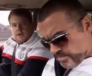 Watch: George Michael was James Corden's first 'carpool karaoke' guest in 2011