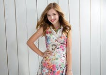 Trump inaugural singer Jackie Evancho criticized because sister is trans