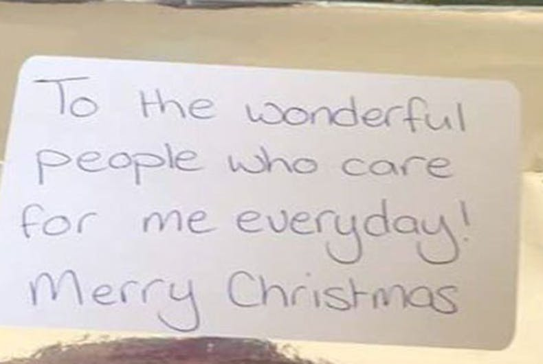 School bus drivers handed out anti-gay pamphlets to kids as Christmas gifts