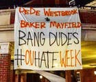 University of Oklahoma football players targeted with anti-gay abuse