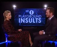 Jennifer Lawrence cracks up at Chris Pratt's transphobic joke on BBC show