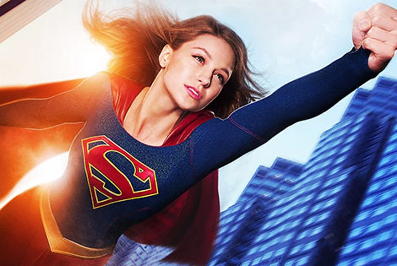 The next season of Supergirl will include a transgender character
