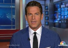 MSNBC cancels gay anchor Thomas Roberts' show, but won't say why they did it
