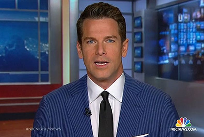 Thomas Roberts is sorry about that time he hosted Trump's Miss Universe in Russia now