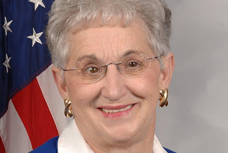 Virginia Foxx