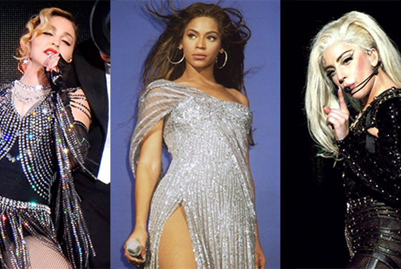 Will Beyoncé, Madonna, & Gaga steal the spotlight with Inauguration Day concert?