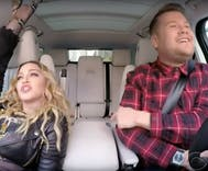 Madonna's turn at carpool karaoke is everything you could hope for
