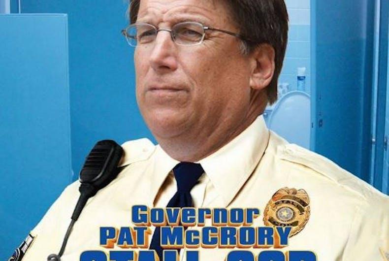 McCrory Mad